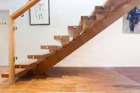 Stair Stringer - engineered timber and torsion ...