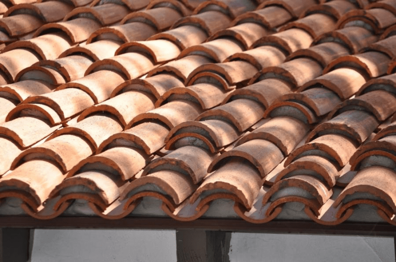 clay tile boost weight structural