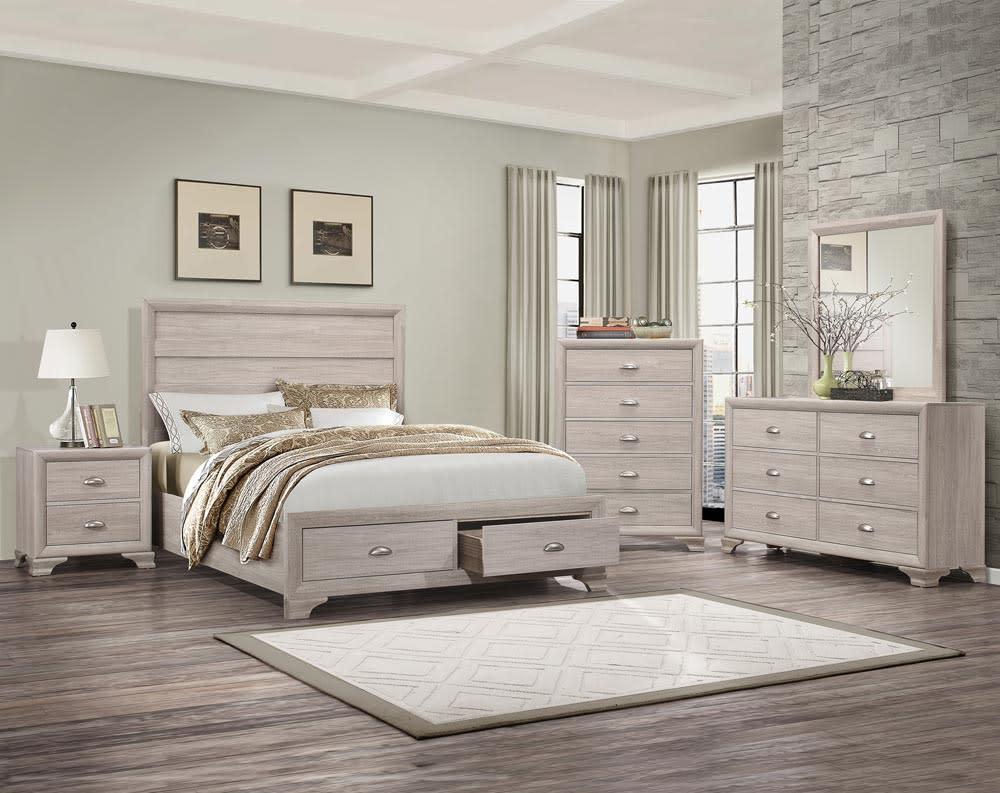 complete bedroom furniture sets at