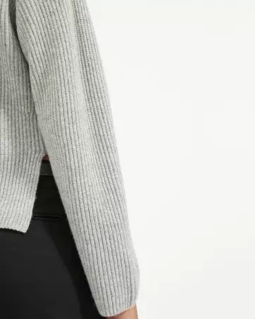 The Cashmere Rib Boatneck - Everlane