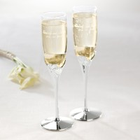 Lenox True Love Toasting Flutes