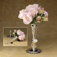 Victorian-Design Bridal Bouquet Holder | Bridal Bouquet Holder