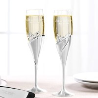 Love Always Toasting Flutes