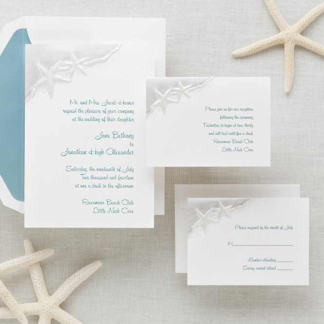 Printable Heart In Sand Wedding Invitations Beach Kits 2