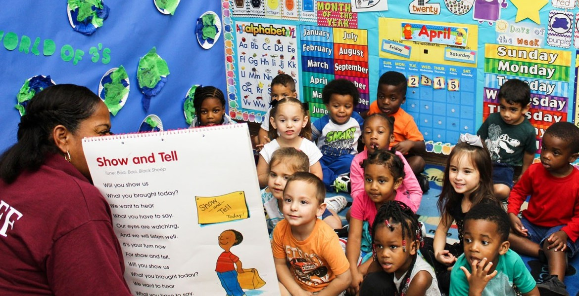 Tips on Reading to Your Preschooler