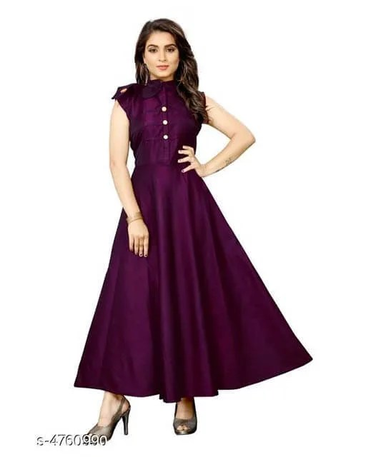 Kashvi Superior Women Gowns-1