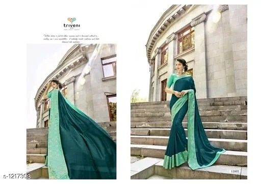 Aaryahi Attractive Silk Boder Work Sarees