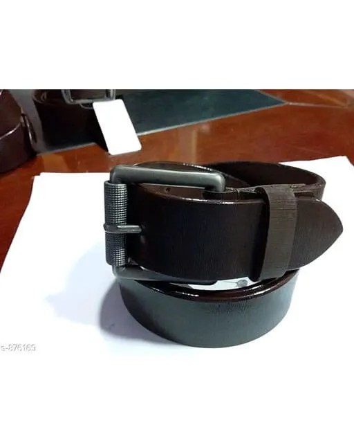 Mens Stylish Formal Pure Leather Belts Vol web 4 (4)