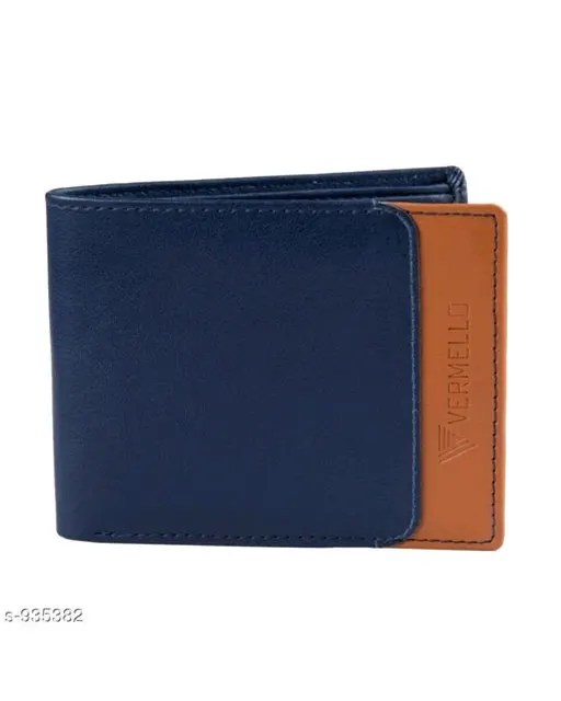 Men's Stylish Artificial Leather Wallets Vol 6