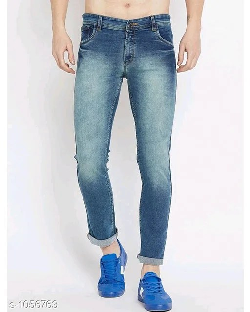 Stylish Men's Denim Jeans (8)