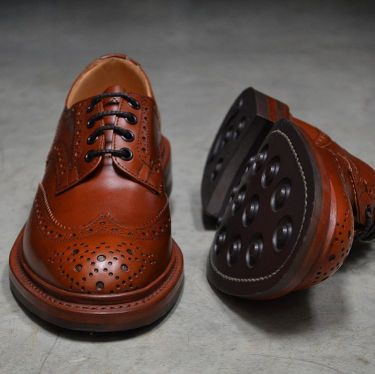 what are brogue shoes