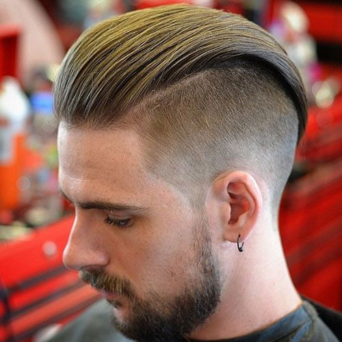 What is Slick Back hairstyle