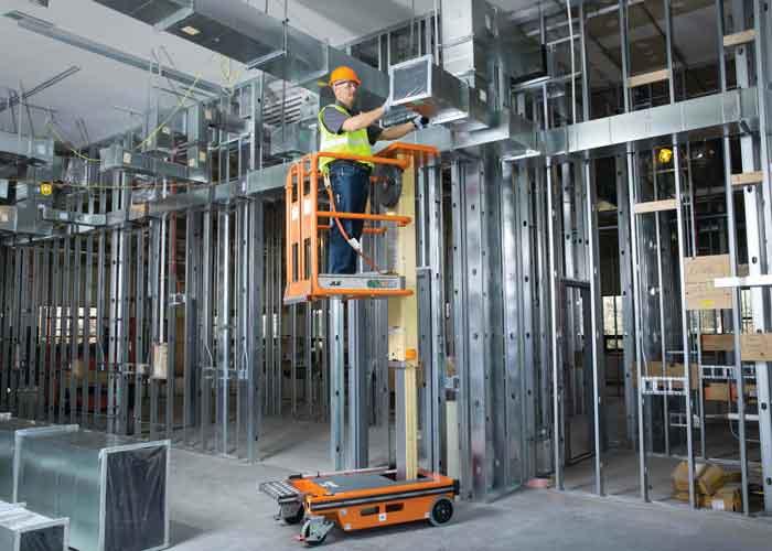 Nest Rental apresenta plataformas para elevação