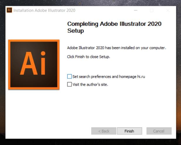 How to installs adobe illustrator 2020