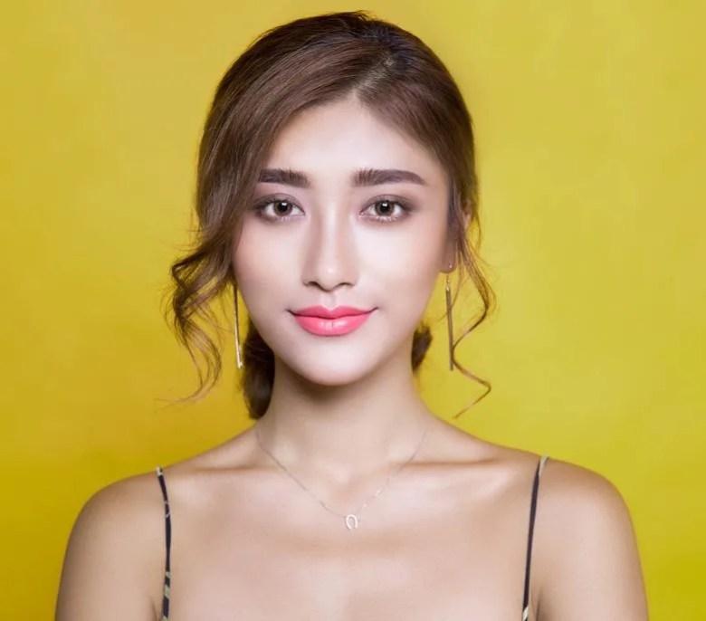 no makeup - keep skin young