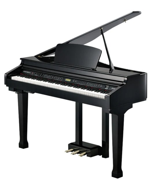 Ebony Piano