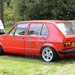 Vw Golf Mk1 In Red License Download Or Print For 1 24 Photos Picfair