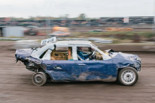small resolution of kevin faingnaert photography of the brutal scrap banger car races of belgium