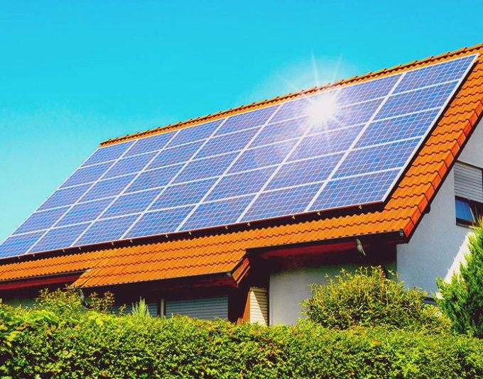 Operação remota para sistemas de energia solar