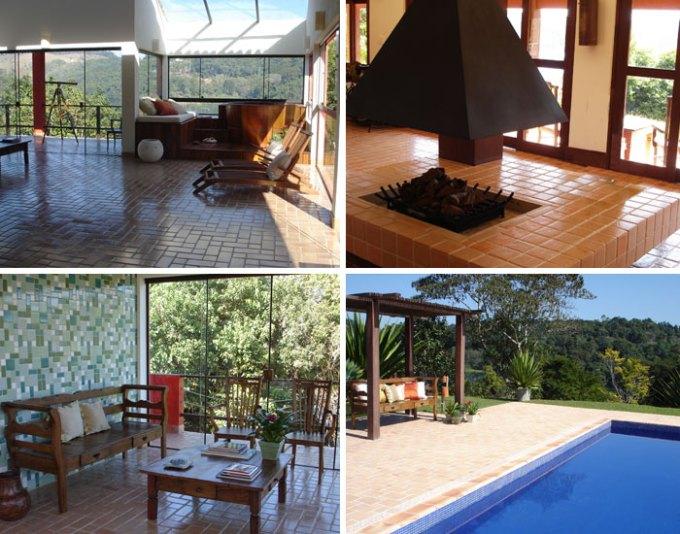 Casa de campo por Isabella Nalon
