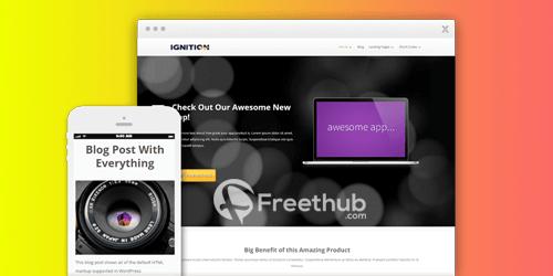 Thrive Themes Ignition WordPress Theme free Download
