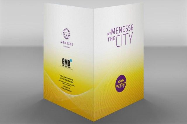 The City - Folder