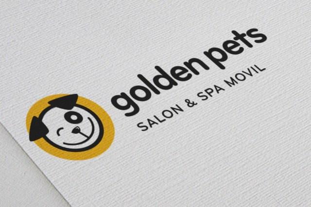 Golden Pets - Logo