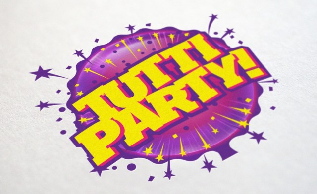 Tutti Party - Logo final