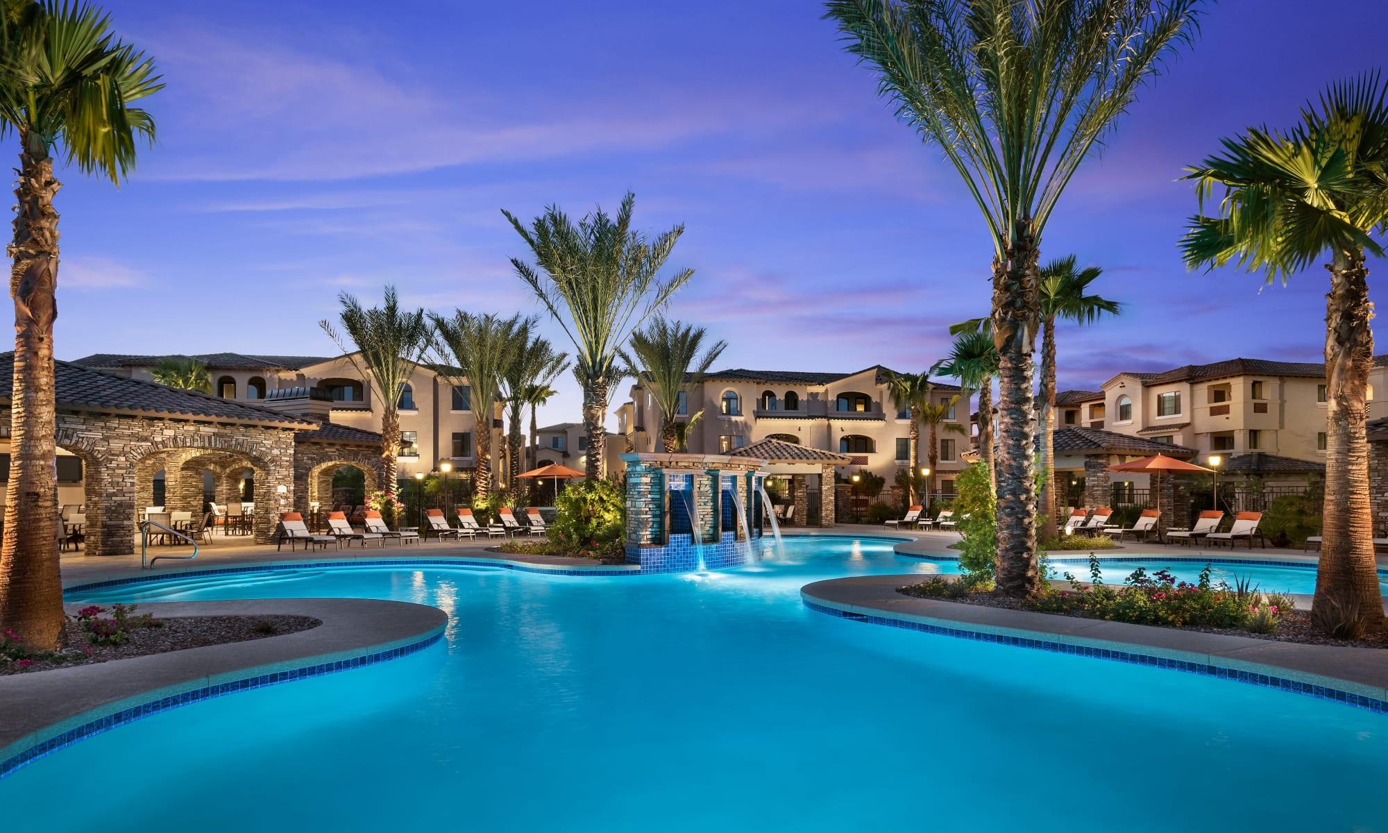 Luxury Apartments in Mesa AZ  San Posada