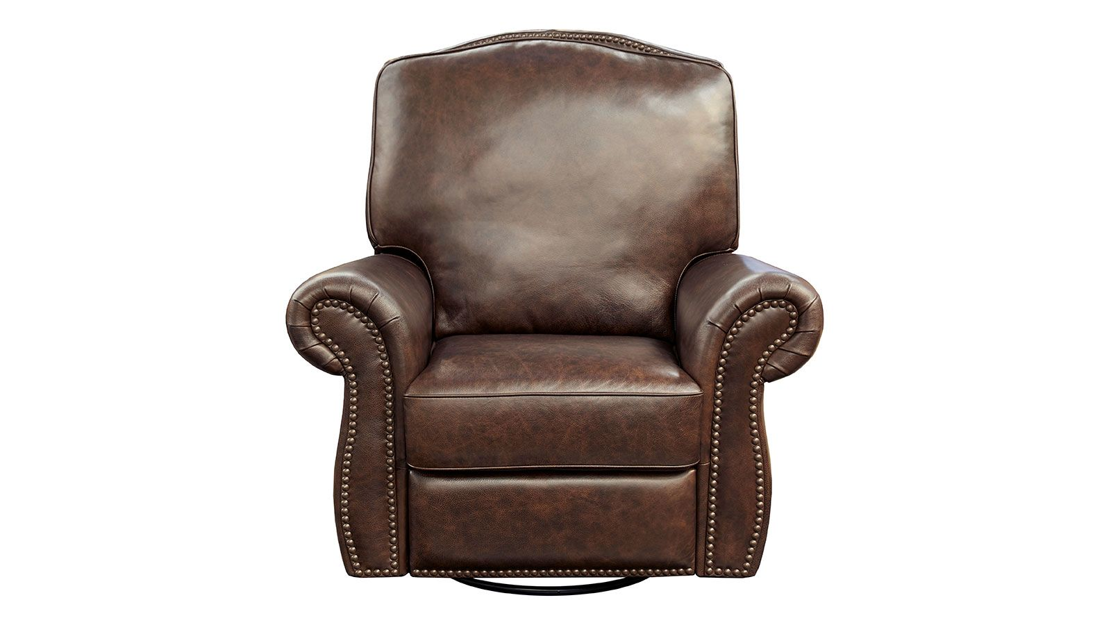 Swivel Rocker Recliner Chair Silverado Leather Swivel Rocker Recliner