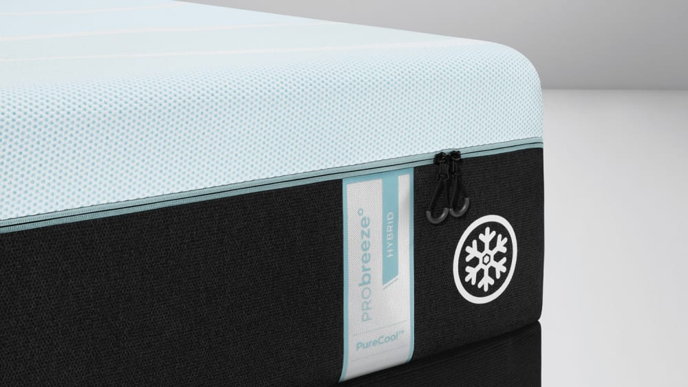 King Size TempurPedic Pro Breeze Medium Hybrid Mattress