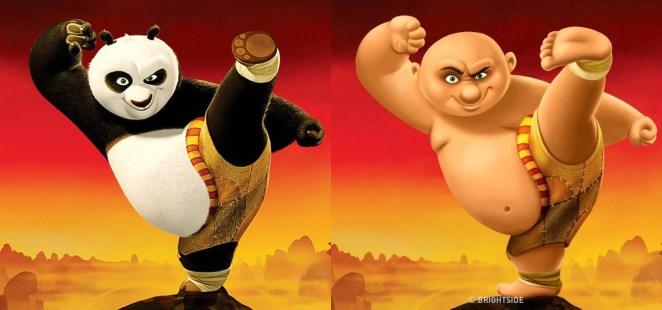 Cartoon Characters As Real Life People Joyenergizer