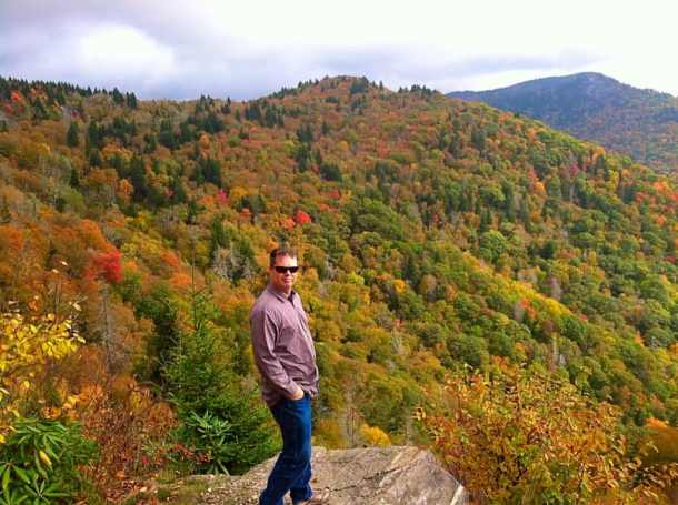 Fall Colors NC Mountains