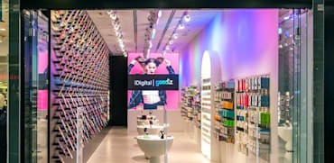 "I-Digital establishes a network for mobile accessories: ""20 stores within three years"""