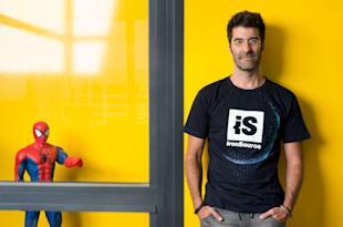 "Tomer Bar Zeev, CEO""To Iron Source / Photo: Jonathan Bloom"