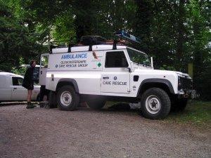 GCRG Ambulance