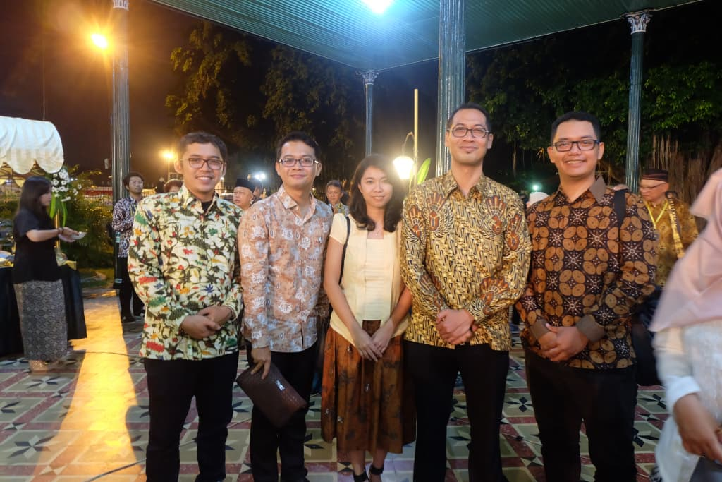 Royal Diner with the Sultan, Worldwide Javanese Diaspora Reunion