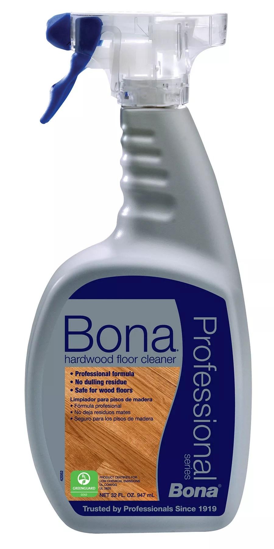 Bona Pro Series Hardwood Floor Cleaner Ready to Use