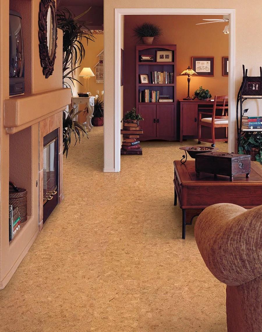 US Floors Natural Cork Traditional Cork Plank  EcoFriendly NonToxic Durable Healthy