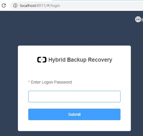 Hybrid Backup Recovery Backup Plan