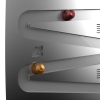 CapsuleKong Nespresso wall mount coffee capsule holder ...