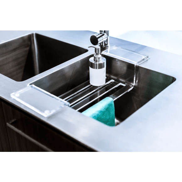 kitchen soap caddy modular usa sink | hardtofind.