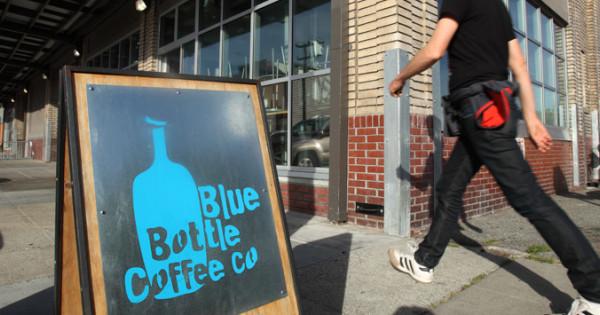 Webster Street Caf  Bay Area Blue Bottle