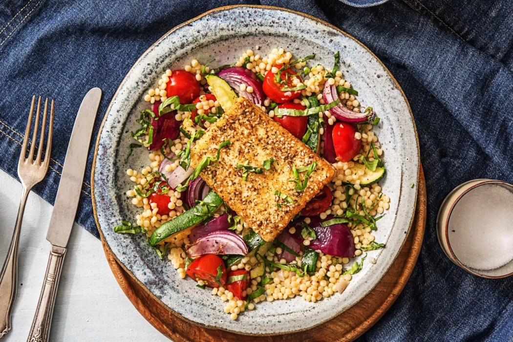 Za'atar Crusted Grilling Cheese-grilling recipes-HelloFresh