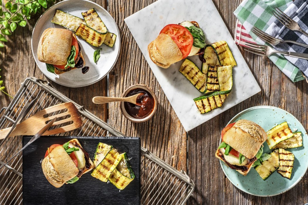 Grilled-Caprese-Burgers-how to grill-HelloFresh
