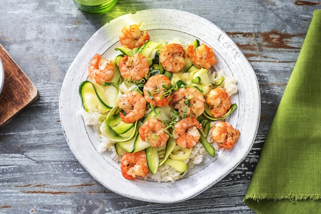 Shrimp-Zucchini-Ribbons-seafood-HelloFresh