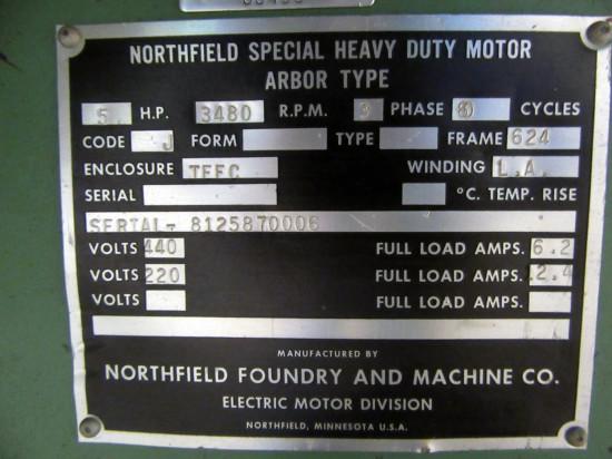 Northfield Foundry Machine Co