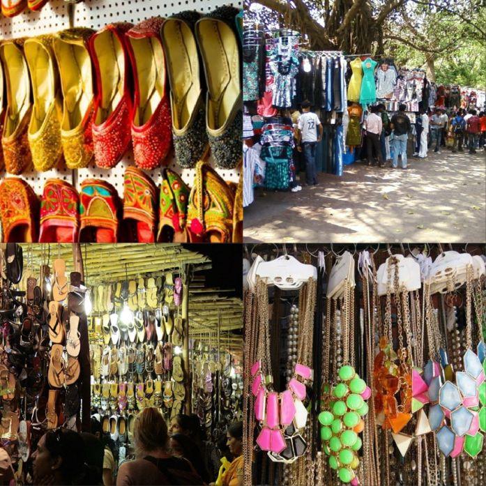 Street Shopping Mumbai