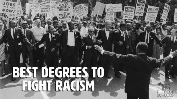 Degrees Fight Racism