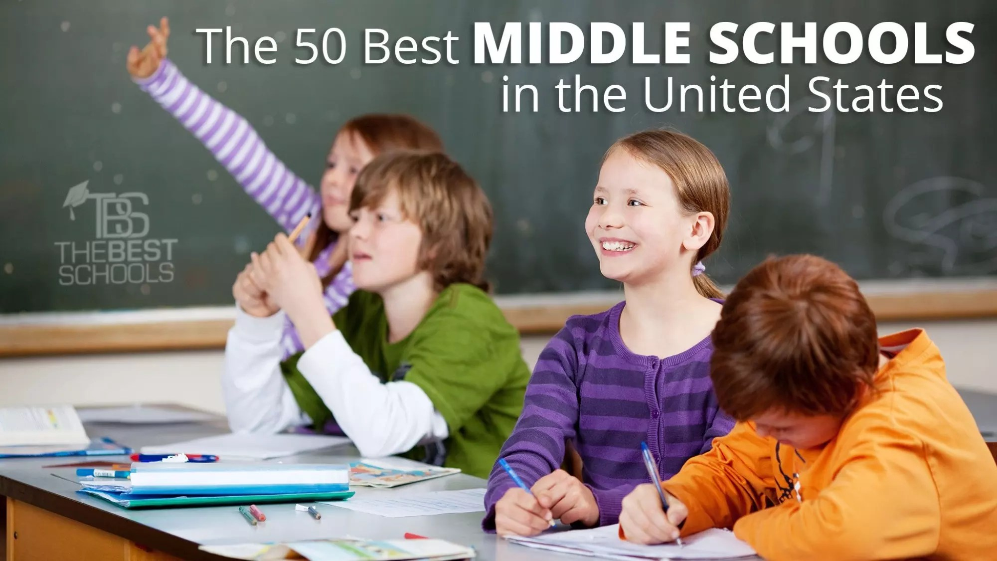 The 50 Best Middle Schools In The U S